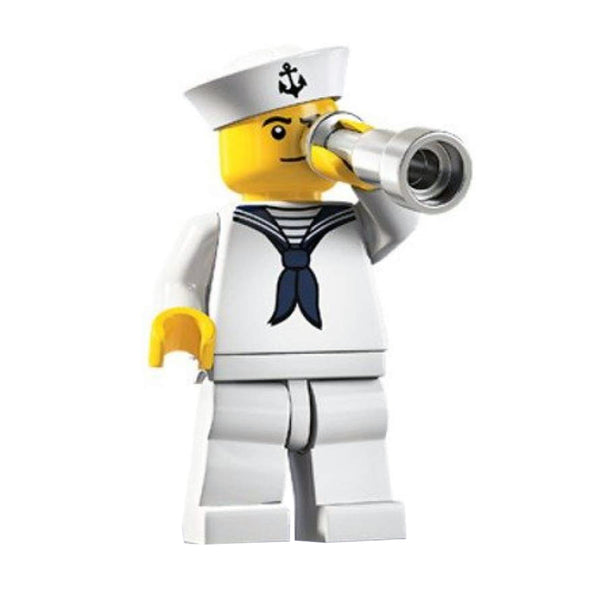 SAILOR LEGO MINIFIGURE