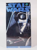 1995 STAR WARS TRILOGY VHS BOX SET