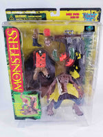 1997 MONSTERS MCFARLANE TOYS - SERIES 1 WEREWOLF PLAYSET