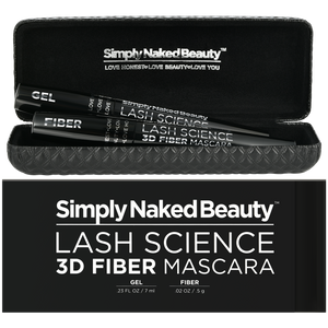 Lash Science - 3D Fiber Lash Mascara - Simply Naked Beauty