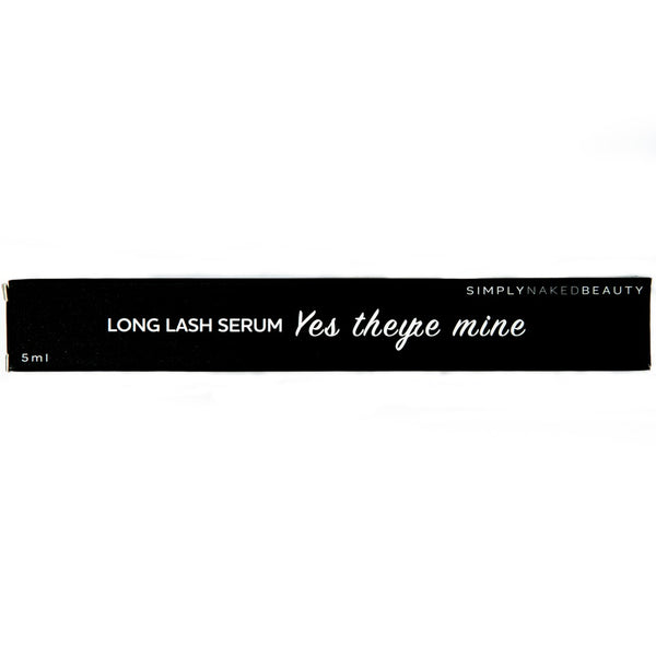 Yes They're Mine -  Long Lash Serum - Simply Naked Beauty