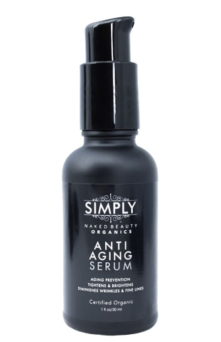 Advanced Anti Aging Serum - Simply Naked Beauty