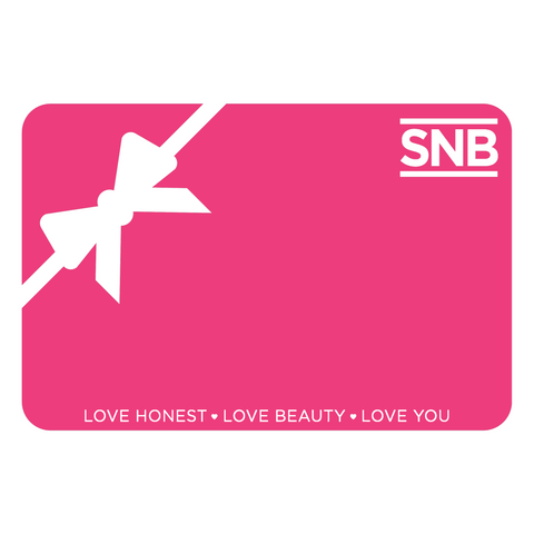 SNB Gift Card - Simply Naked Beauty