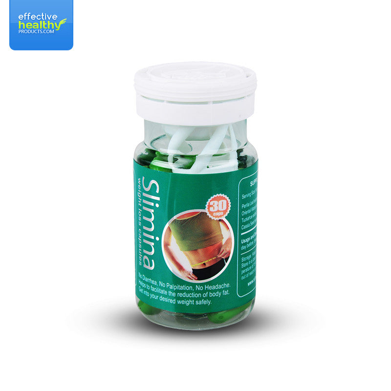 Slimina Weight Loss Capsules (1-bottle) NEW FORMULA!