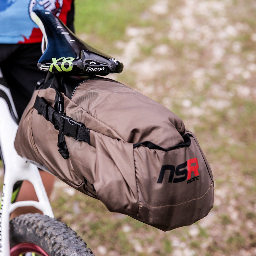 NSR Riding Bicycle Tour Camping Tent - Mountain Bike