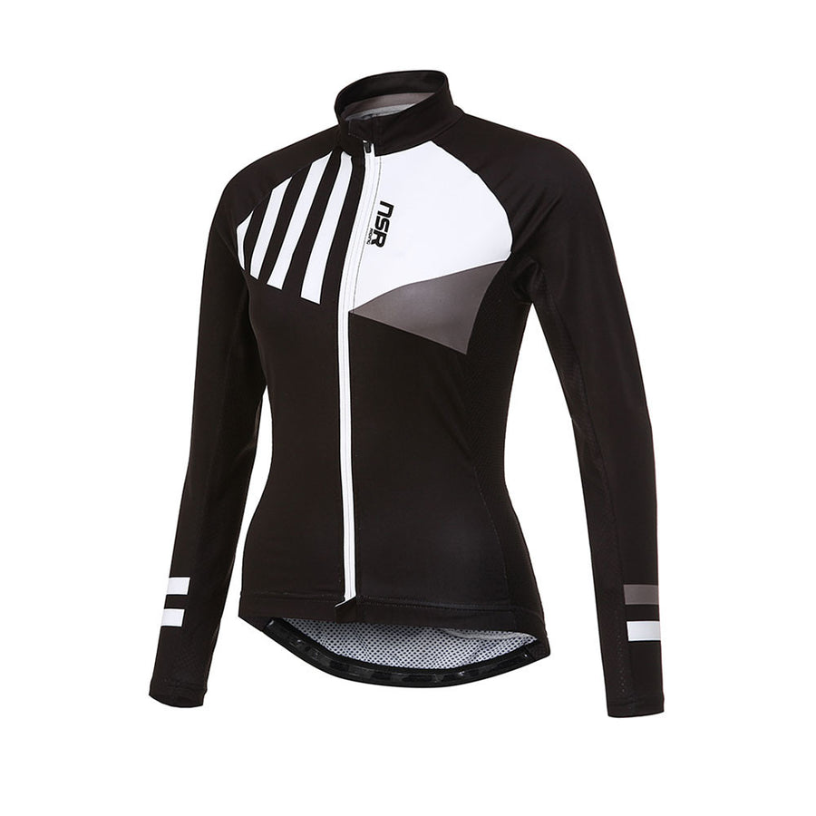 ... CLUB PULSE LONG SLEEVE JERSEY – Womens