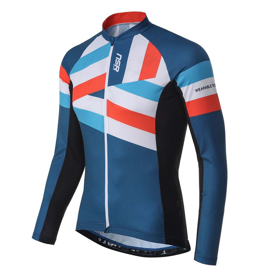 CLUB DIVISION LONG SLEEVE JERSEY Mens