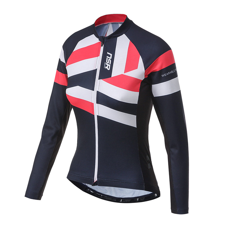 CLUB DIVISION LONG SLEEVE JERSEY Womens