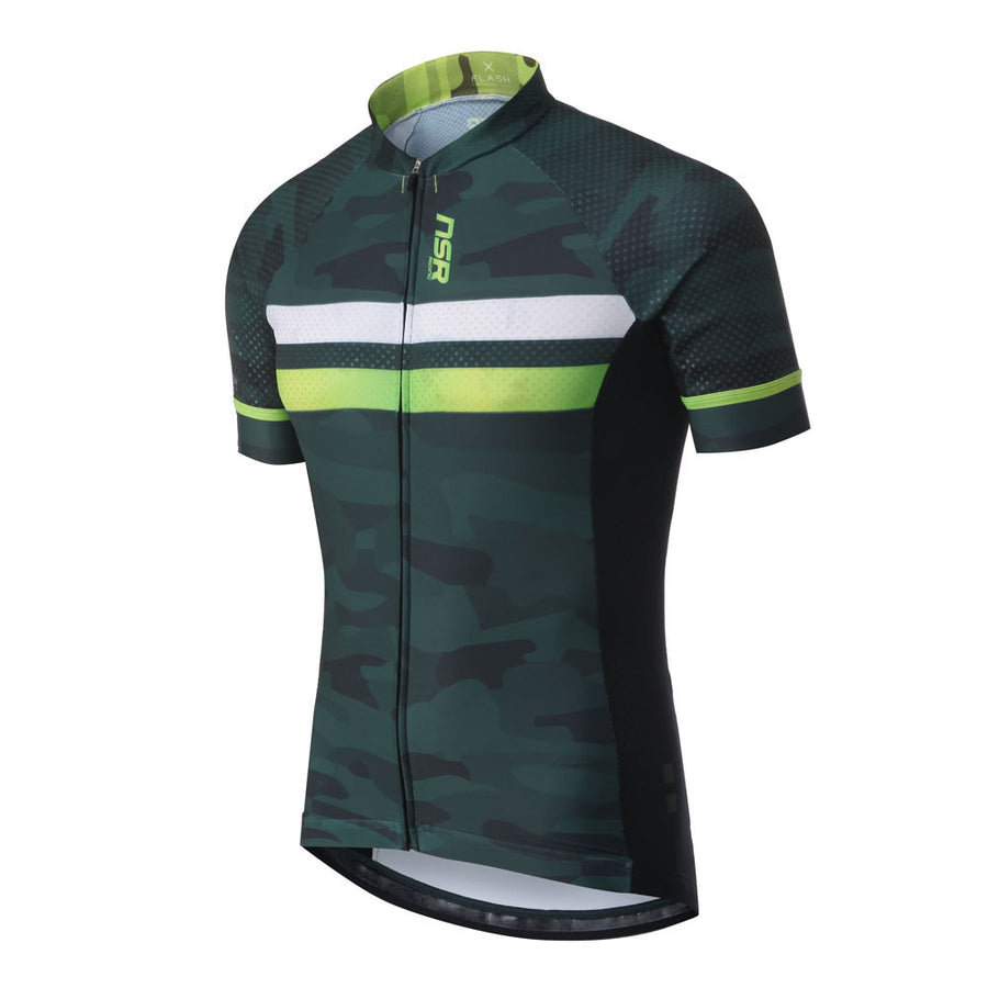 FLASH SPECTRUM SHORT SLEEVE JERSEY Mens