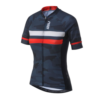 FLASH SPECTRUM SHORT SLEEVE JERSEY Womens