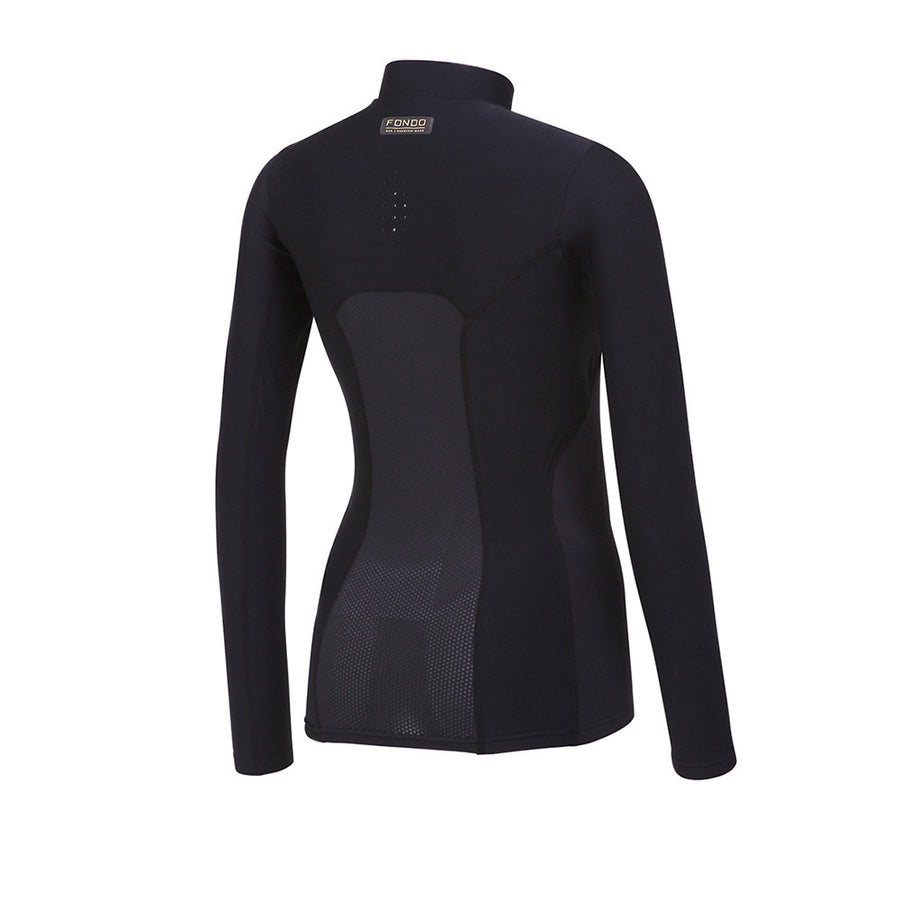 FONDO TURTLENECK BASELAYER LONG SLEEV TOP- Womens