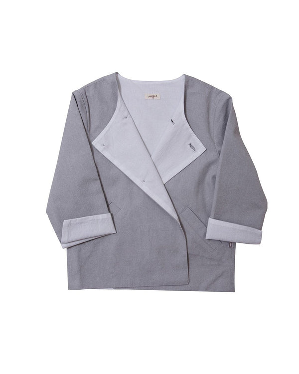 Semi-Casual Light Cardigan Jacket - benne bonbon