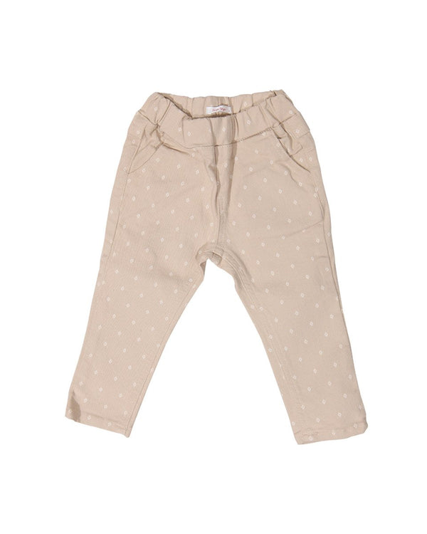 White Diamond Jeans Pant-Bottom, Pants-benne bonbon