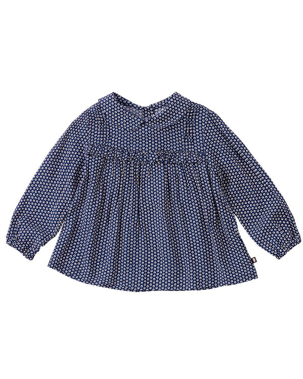 Amore Soft Cotton Full Sleeve Blouse - benne bonbon