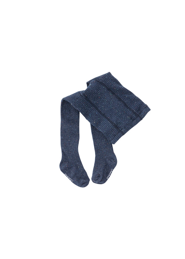 Popcorn Stocking - Navy-Acc, Tights, Socks-benne bonbon