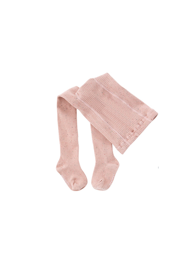 Popcorn Stocking - Pink-Acc, Tights, Socks-benne bonbon