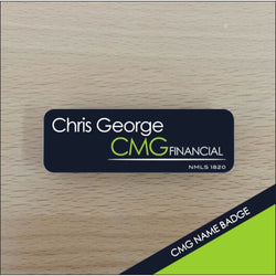 CMG Name Badge