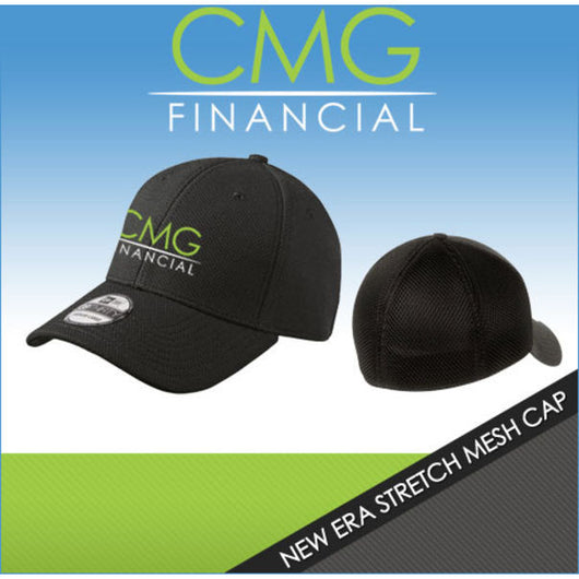 CMG Stretch Mesh Cap