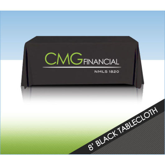 CMG Tablecloth 8'