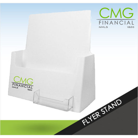 CMG Flyer Stand