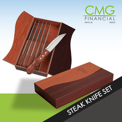 CMG Clair Steak Knife Set