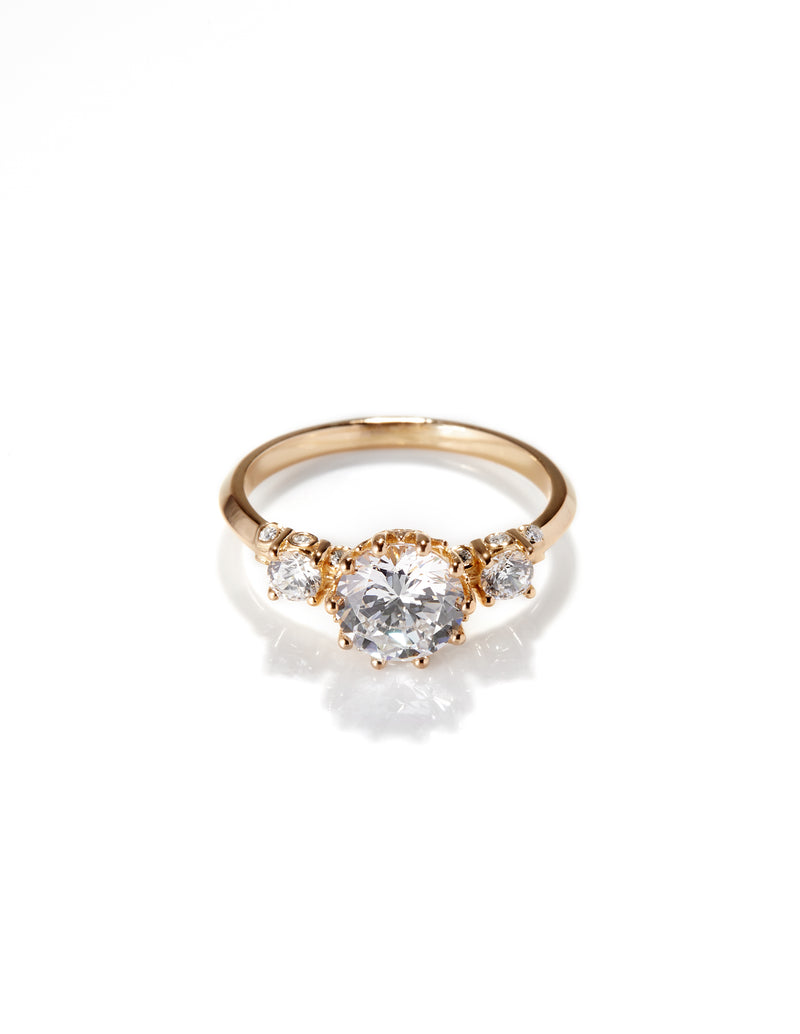 Arisa Queen Ann Lace Ring - Ring Chorthip