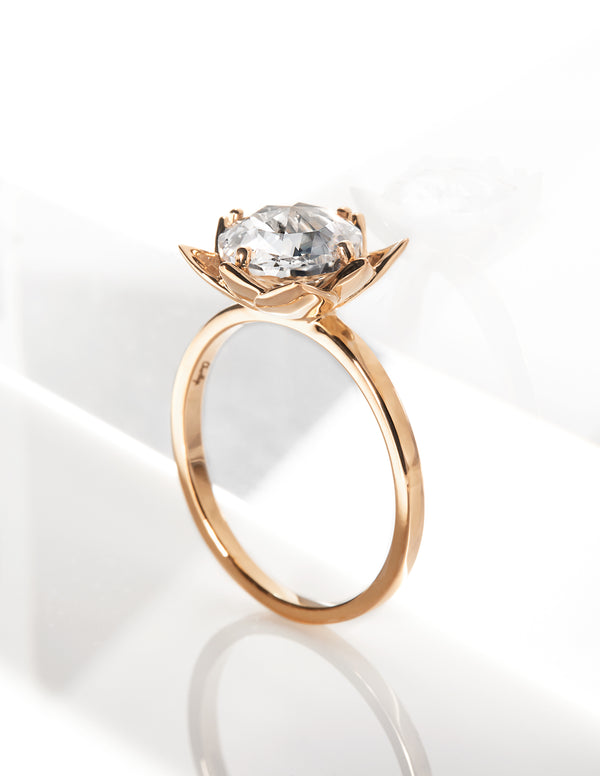Arisa Rose Ring - Ring Chorthip