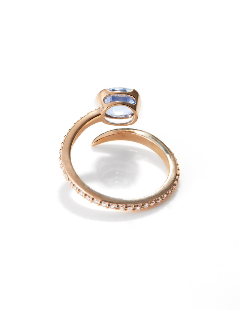 Arisa Serpentine Ring - Ring Chorthip