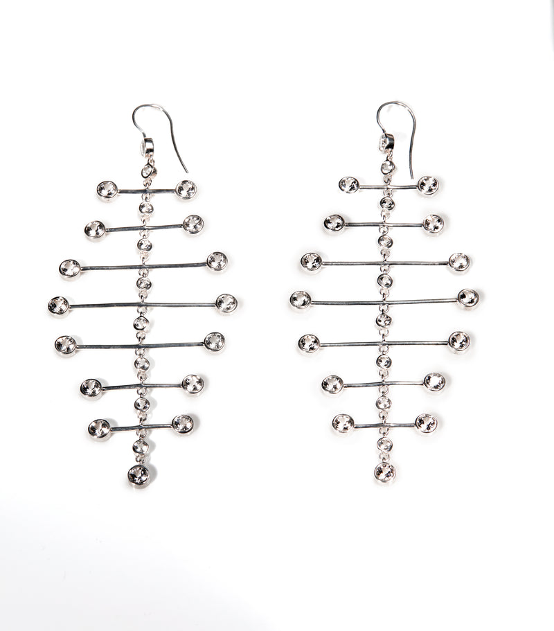 Arisa Twilight Mobile Earrings - Earrings Chorthip