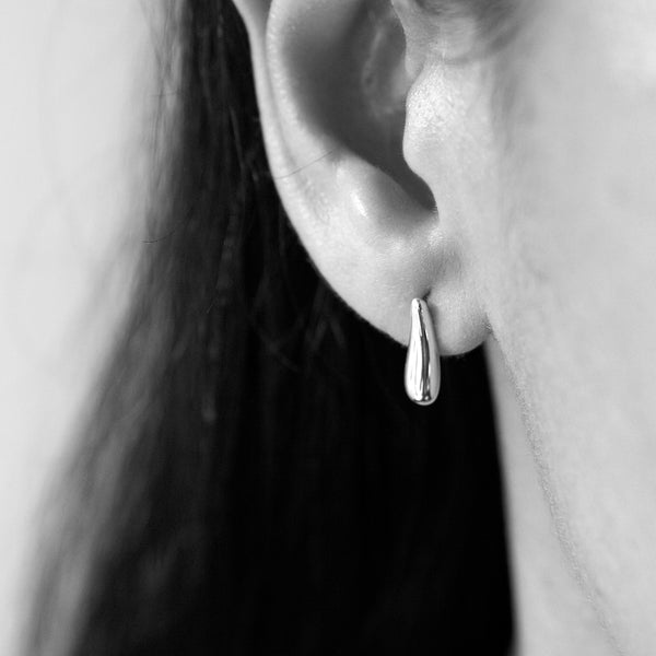 Little Raindrop Earrings - Earrings Chorthip