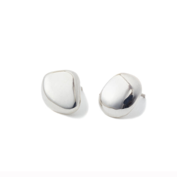 Pebble Stone Earrings - Earrings Chorthip