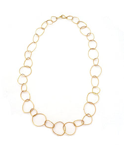 URS Link Gold Necklace -  Chorthip