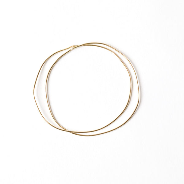 Double Link URS Gold Bangle - Bangle Chorthip