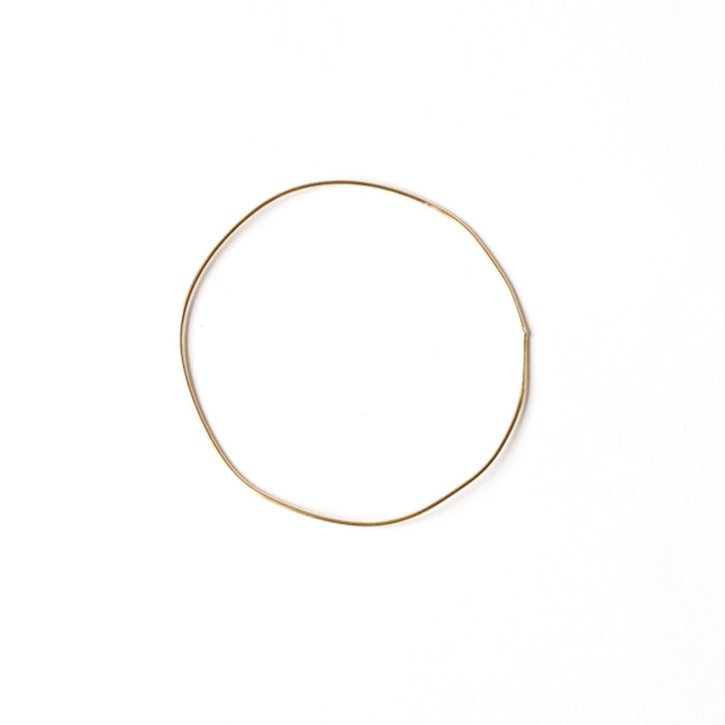 Single URS Gold Bangle - Bangle Chorthip