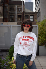 1950's vintage Hanes Hollywood High sweatshirt 'M'