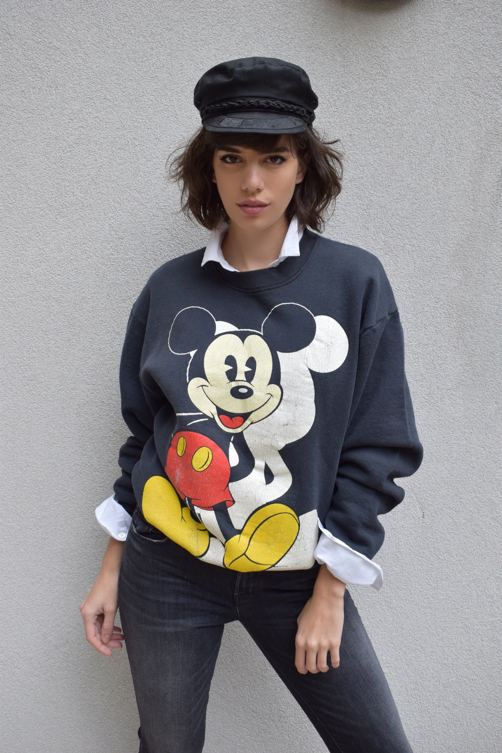 1990's vintage Mickey Mouse by Walt Disney sweatshirt 'XL'