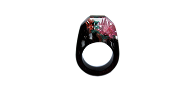 Forever Shangri-La Secret Garden Ring Your Daily Reminder