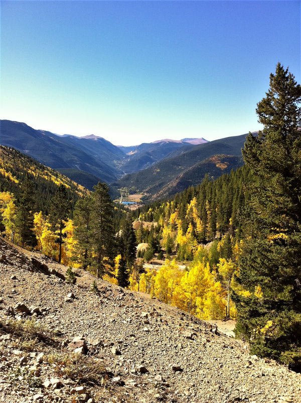 Places to Shoot in the Boulder, CO area National Forests