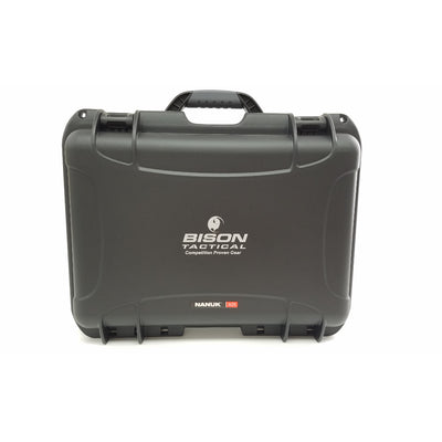 Nanuk 925 Custom Lab Radar Case Black