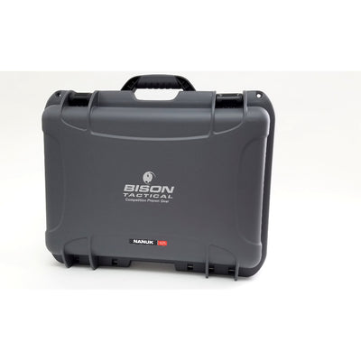 Nanuk 925 Custom Lab Radar Case Graphite
