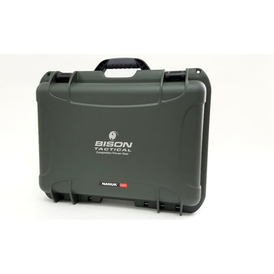 Nanuk 925 Custom Lab Radar Case Olive