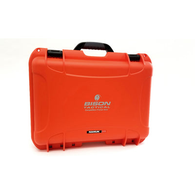 Nanuk 925 Custom Lab Radar Case Orange