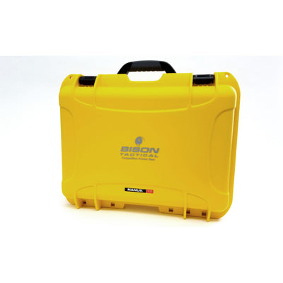 Nanuk 925 Custom Lab Radar Case Yellow