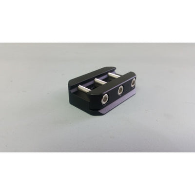 Feisol CRETAC Picatinny Rail to Arca-Swiss Adapter