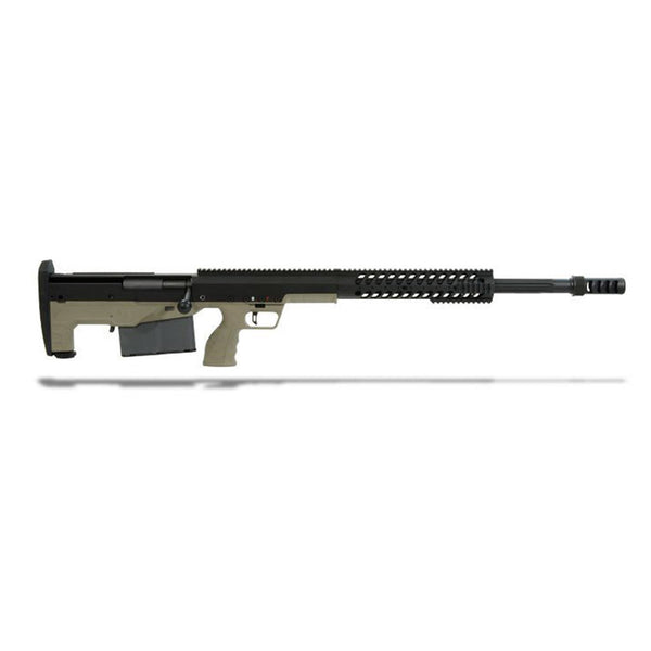 Black and FDE Desert Tech HTI Rifle