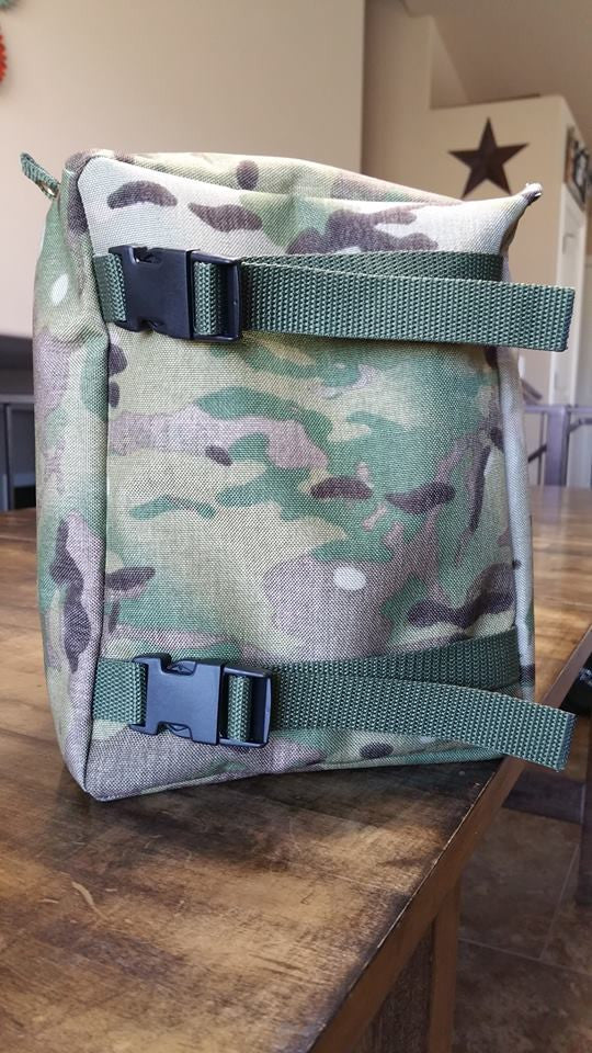NoName Tactical Large Rear BagBison Tactical