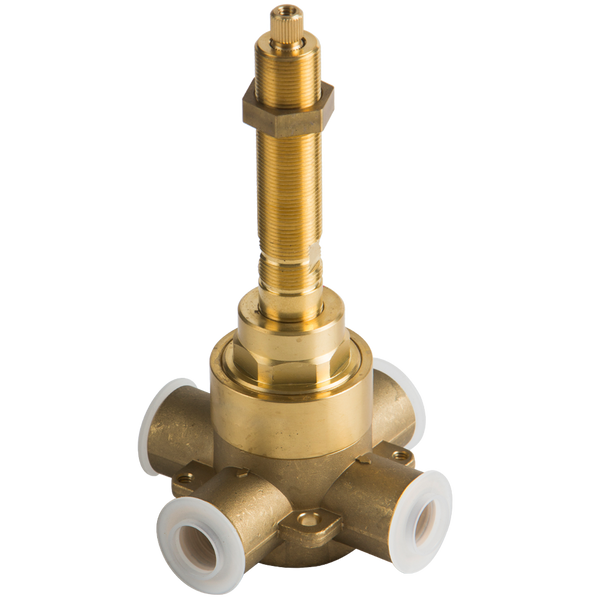 Borhn Solid Brass 3-Way Diverter Valve B51547
