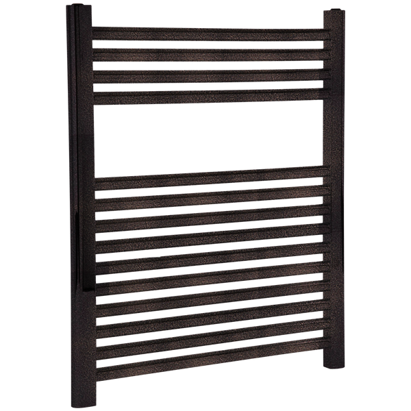 "Borhn Napoli Oil Rubbed Bronze Hardwired Wall Mount Towel Warmer 27""x 24"" B51606"