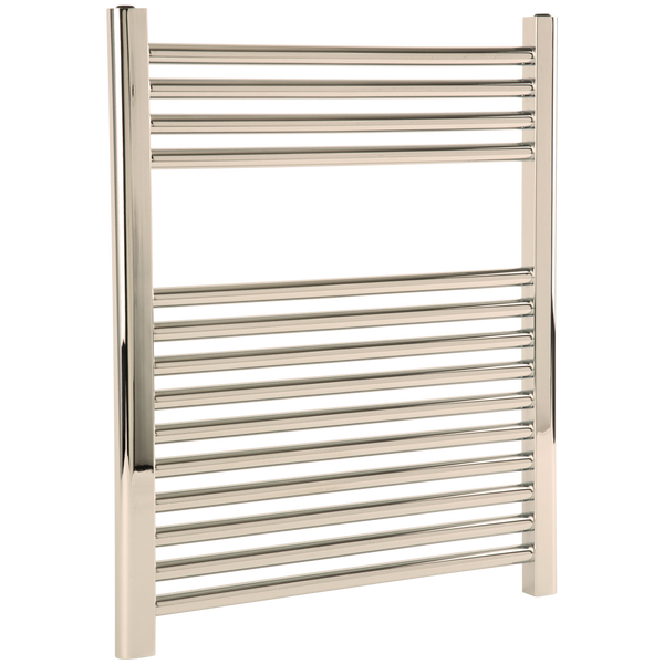 "Borhn Napoli Polished Nickel Hardwired Wall Mount Towel Warmer 27""x 24"" B51607"