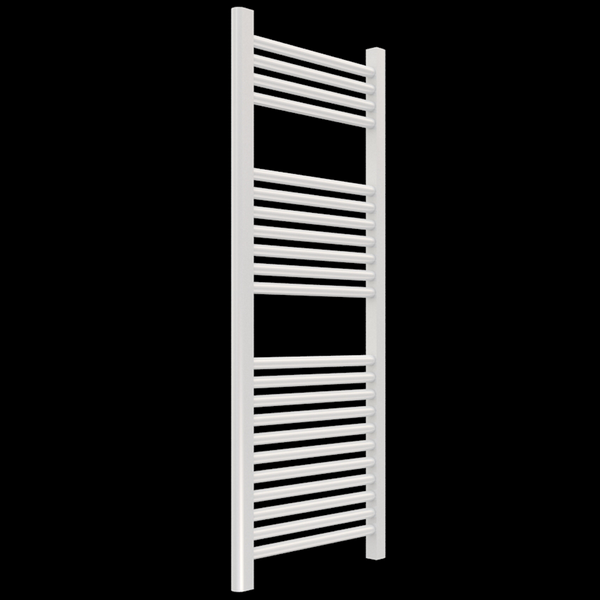 "Borhn Napoli White Hardwired Wall Mount Towel Warmer 44""x 18"" B51638"